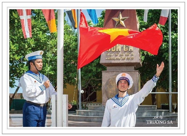 Se phat hanh bo tem buu chinh chuyen ve bien, dao Viet Nam hinh anh 2