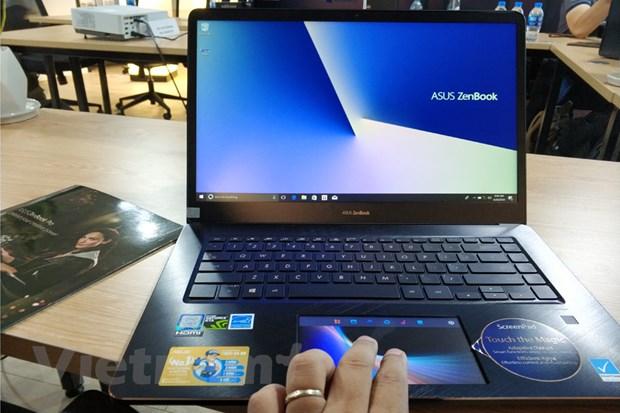 Can canh laptop ZenBook Pro, gia cao 'ngat nguong' cua ASUS hinh anh 6