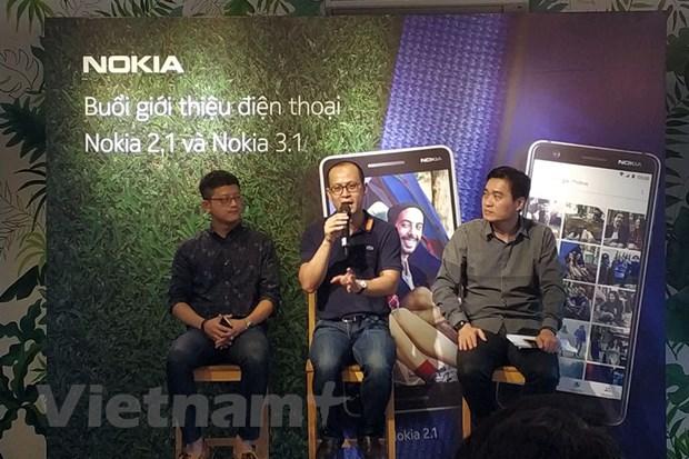 HMD Global trinh lang bo doi smartphone Nokia phan khuc binh dan hinh anh 1