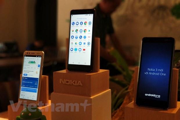 HMD Global trinh lang bo doi smartphone Nokia phan khuc binh dan hinh anh 3