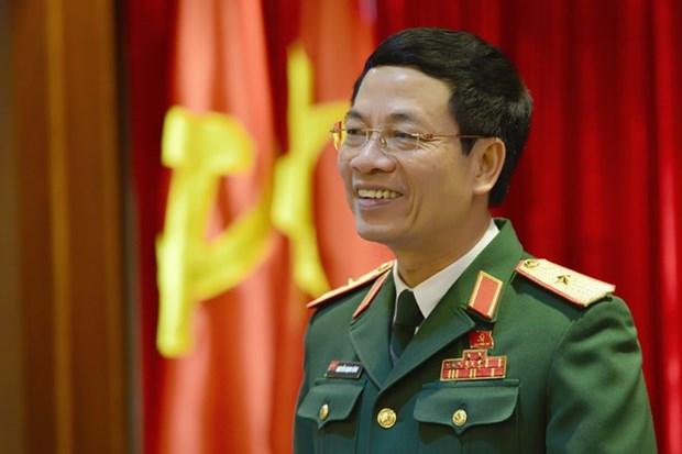 Ong Nguyen Manh Hung kiem chuc Pho truong Ban Tuyen giao Trung uong hinh anh 1