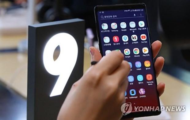 Gia chinh thuc cua Galaxy Note 9 o Viet Nam re hon so voi du kien hinh anh 1