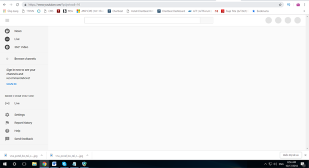 Google Viet Nam noi gi ve su co gian doan truy cap YouTube? hinh anh 1