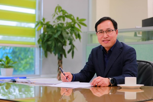 Samsung Viet Nam chinh thuc cong bo Tong Giam doc moi hinh anh 1