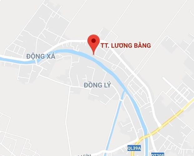 Hung Yen: Be 7 tuoi bi nhieu con cho can phai nhap vien hinh anh 1