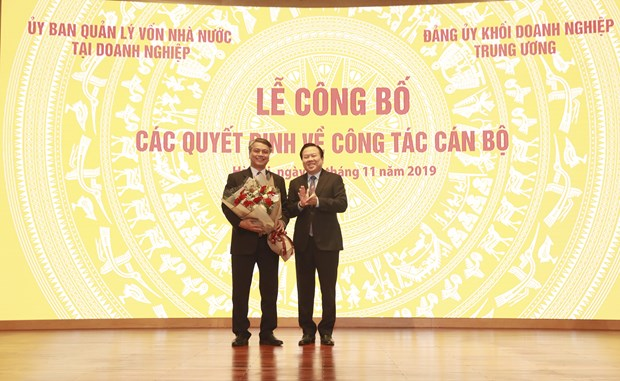 Ong Pham Duc Long phu trach Hoi dong thanh vien Tap doan VNPT hinh anh 1