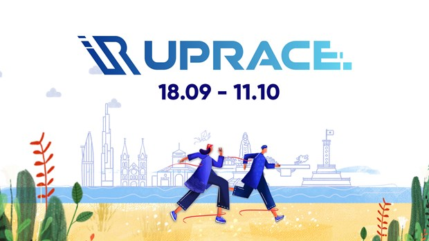 UpRace 2020 khoi dong, huong den 3 trieu km chay bo vi cong dong hinh anh 1