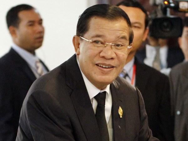 Ong Hun Sen keu goi binh sy Campuchia-Thai Lan binh tinh hinh anh 1