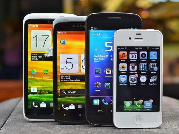Moi hang smartphone deu lo, tru... Apple va Samsung hinh anh 1