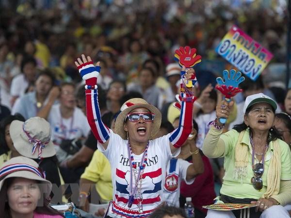 Kinh te Thai Lan suy giam 0,6% do khung khoang chinh tri hinh anh 1