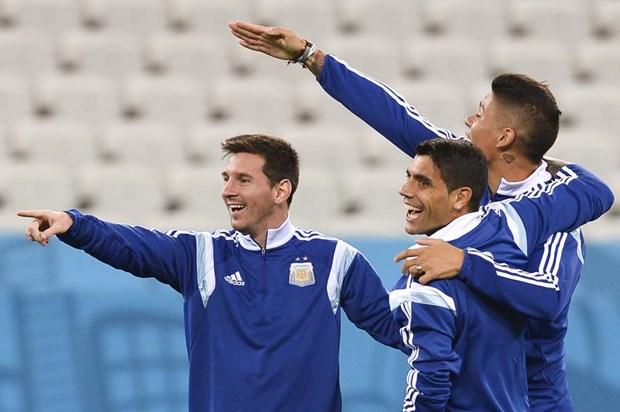 Cuu HLV Bilardo: Argentina co the vo dich World Cup 2014 hinh anh 1