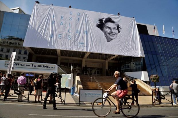 LHP Cannes ton vinh Ingrid Bergman tren ap phich chinh thuc hinh anh 1