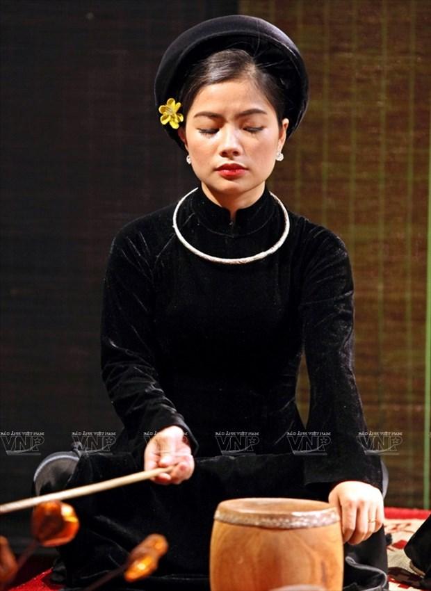 Hat cua dinh o Den Quan De: Bao ton va phat huy di san ca tru hinh anh 5