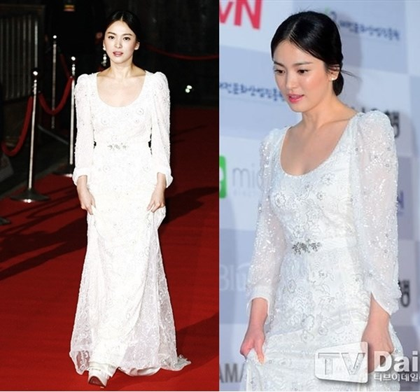 Bi quyet toa sang tren tham do cua nu dien vien Song Hye Kyo hinh anh 20