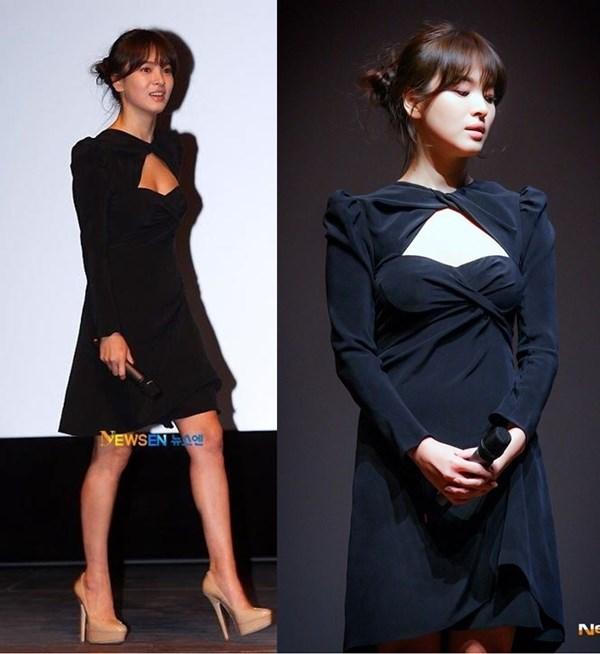Bi quyet toa sang tren tham do cua nu dien vien Song Hye Kyo hinh anh 8