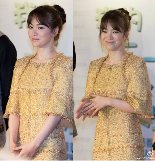 Bi quyet toa sang tren tham do cua nu dien vien Song Hye Kyo hinh anh 9