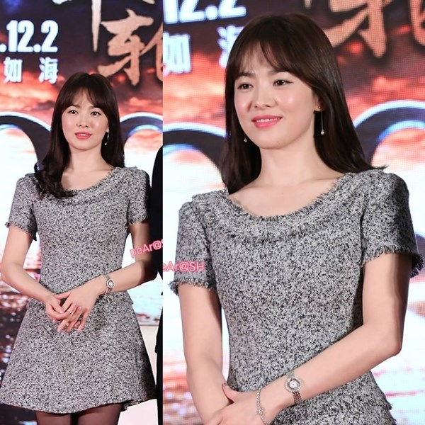 Bi quyet toa sang tren tham do cua nu dien vien Song Hye Kyo hinh anh 12