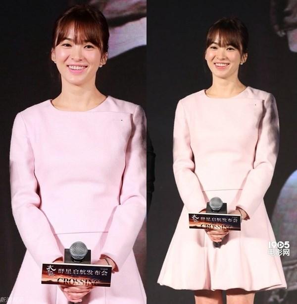 Bi quyet toa sang tren tham do cua nu dien vien Song Hye Kyo hinh anh 13