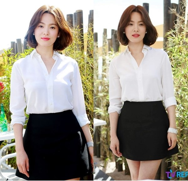 Bi quyet toa sang tren tham do cua nu dien vien Song Hye Kyo hinh anh 1