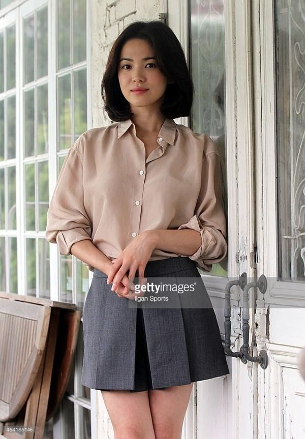 Bi quyet toa sang tren tham do cua nu dien vien Song Hye Kyo hinh anh 2
