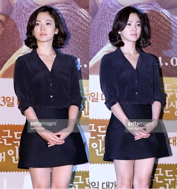 Bi quyet toa sang tren tham do cua nu dien vien Song Hye Kyo hinh anh 3