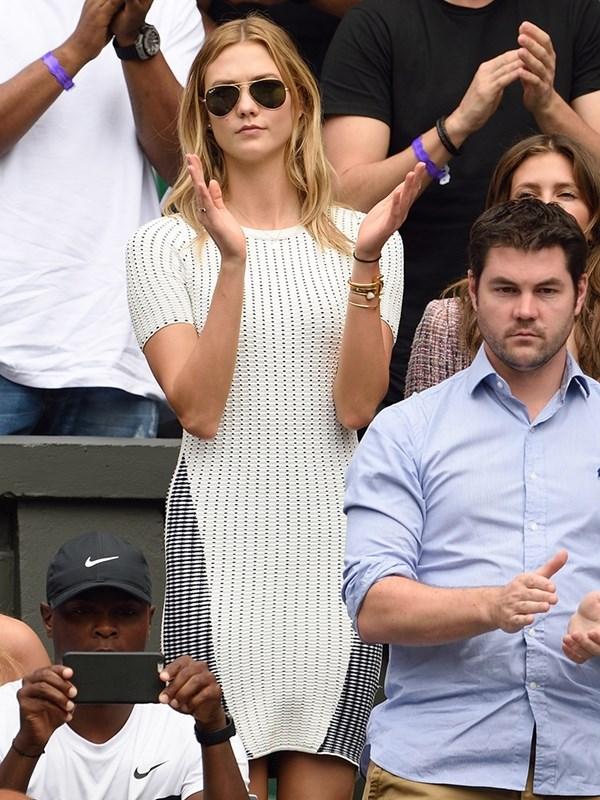 Nhung guong mat dinh dam voi dau an phong cach tai Wimbledon 2015 hinh anh 10