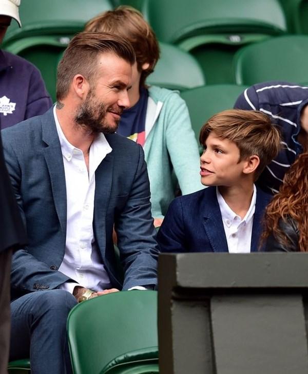 Nhung guong mat dinh dam voi dau an phong cach tai Wimbledon 2015 hinh anh 2