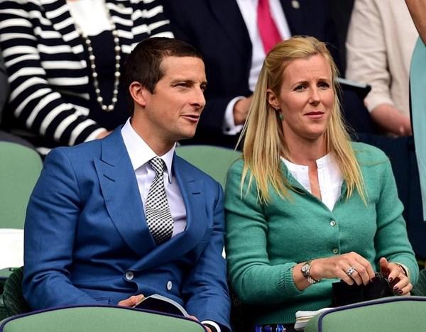 Nhung guong mat dinh dam voi dau an phong cach tai Wimbledon 2015 hinh anh 7