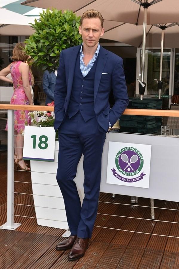 Nhung guong mat dinh dam voi dau an phong cach tai Wimbledon 2015 hinh anh 8