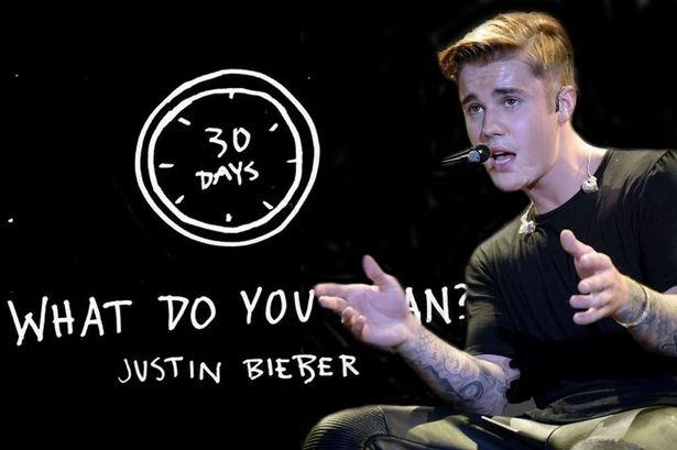 Justin Bieber lap ky luc ve luong truy cap tren trang Spotify hinh anh 1