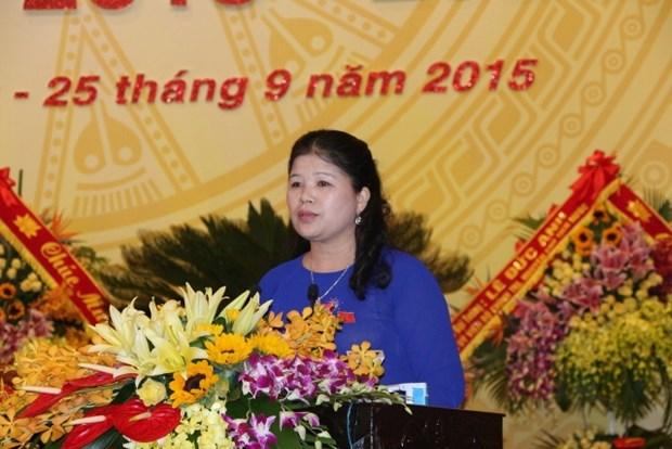 Phu nu Cuba va Thanh Hoa chia se kinh nghiem cong tac hoi hinh anh 1