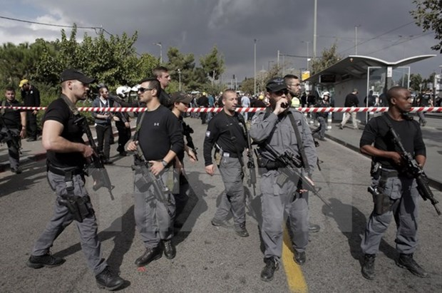 Xung dot Israel-Palestine xay ra lien tiep tai khu Bo Tay hinh anh 1