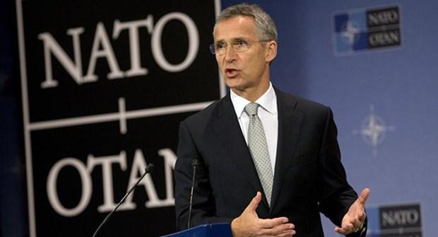 NATO quyet dinh khoi phuc co che doi thoai chinh tri voi Nga hinh anh 1