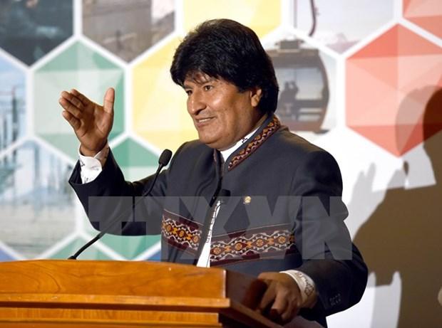 IMF danh gia cao nhung thanh tuu kinh te cua Bolivia hinh anh 1