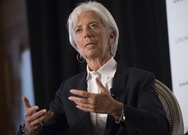 Tong Giam doc IMF: Lo trinh tang lai suat cua Fed nen dien ra cham hinh anh 1