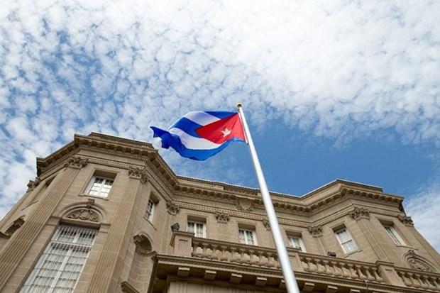 [Video] Cuba va EU bat dau vong dam phan thu 7 ve hop tac song phuong hinh anh 1