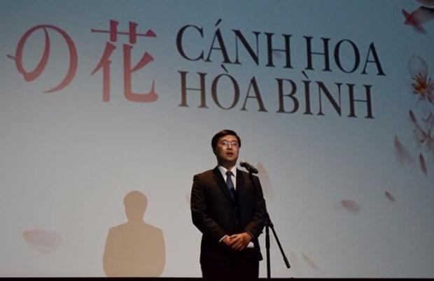 """""""Cau chuyen Hoa binh"""" lan dau tien duoc to chuc o Nhat Ban hinh anh 1"""
