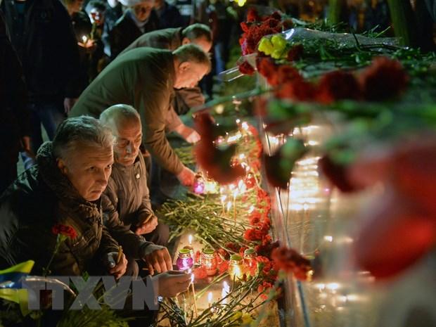 Ukraine tuong niem 30 nam tham hoa hat nhan Chernobyl hinh anh 1