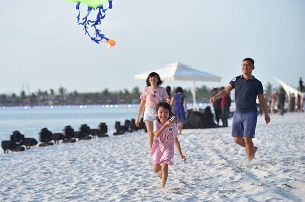 'Song ao khong goc chet ' o 'thanh pho bien ho Vinhomes Ocean Park' hinh anh 6