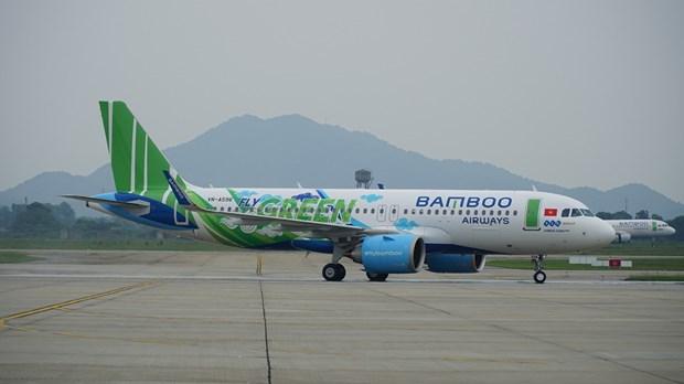"""Fly Green - """"Dau an xanh"""" tren bau troi cua Bamboo Airways hinh anh 1"""