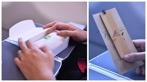"""Fly Green - """"Dau an xanh"""" tren bau troi cua Bamboo Airways hinh anh 2"""