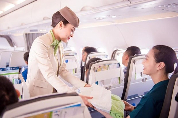 """Fly Green - """"Dau an xanh"""" tren bau troi cua Bamboo Airways hinh anh 3"""