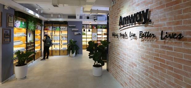 Amway 4 nam lien vao top 100 doanh nghiep phat trien ben vung hinh anh 2