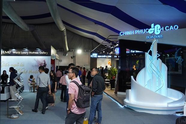 Khai mac trien lam Bat dong san an tuong - Novaland Expo 2019 hinh anh 7
