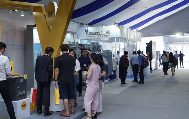 Khai mac trien lam Bat dong san an tuong - Novaland Expo 2019 hinh anh 6