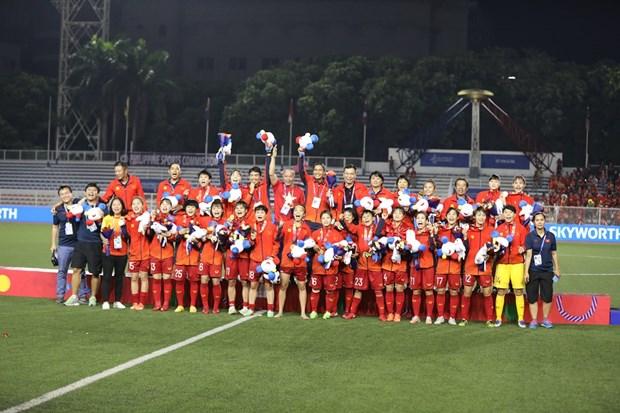 Vingroup thuong tat ca VDV Viet Nam gianh huy chuong tai SEA Games 30 hinh anh 1
