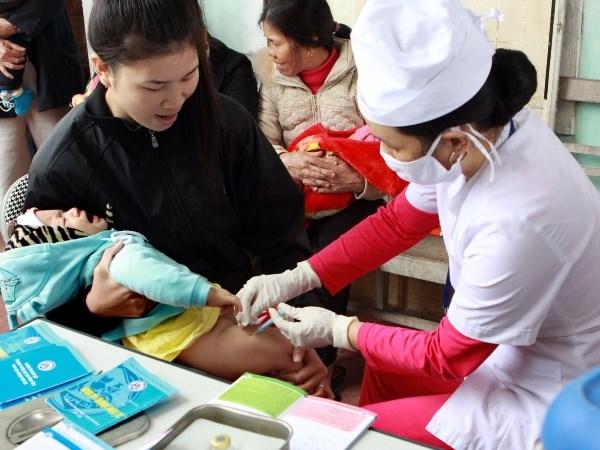 Sự cố tiêm nhầm vắc-xin