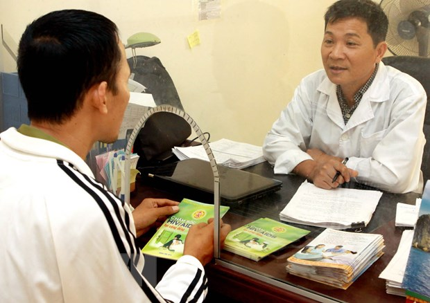 Bo sung gan 7 trieu USD cho cong tac phong chong HIV/AIDS hinh anh 1