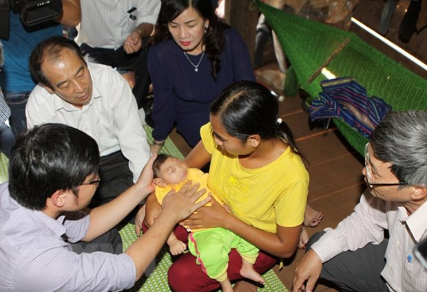Bo Y te thong bao ve tre dau nho nghi do Zika dau tien tai Viet Nam hinh anh 1