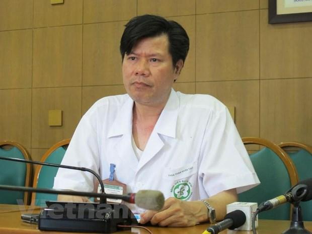 Su co y khoa o Hoa Binh: Hoa chat cuc doc dua vao o khau nao? hinh anh 2